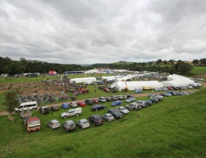 The Glendale Show @ The Showfield | Wooler | United Kingdom