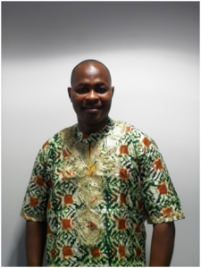 Marshal Papworth student Tamba Dalton Kassoh