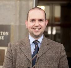 David Alcorn Press Secretary